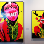 Marc Felten Gemälde Kunstwerk Artwork Werk