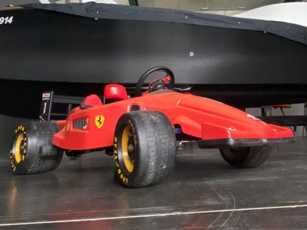 Mick Schumacher Toys Toys Ferrari Spielfahrzeug