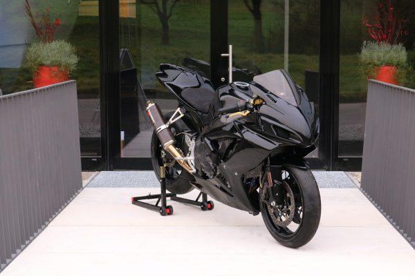 Michael Schumacher IDM Motorrad Suzuki